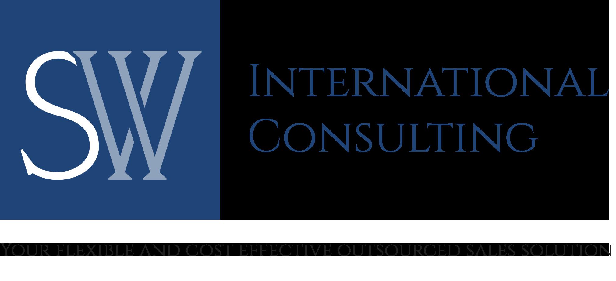 SW international Consulting logo